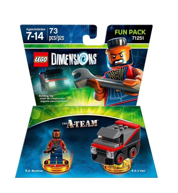 A-Team Fun Pack